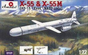 KH-55 & KH-55M AS-15 KENT  (Vista 1)
