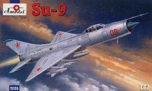 Sukhoi SU-9  (Vista 1)