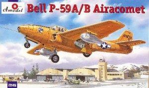 Bell P-59A/B Aircomet USAF  (Vista 1)