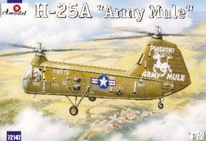 Piasecki H-25A Army Mule  (Vista 1)