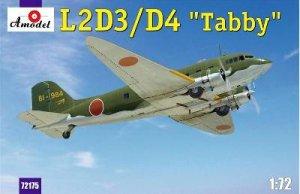 Showa L2D3/D4 Tabby   (Vista 1)