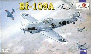 Messerschmitt Bf-109A 1937  (Vista 1)