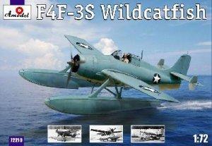 Grumann F4F-3S Wildcatfish  (Vista 1)