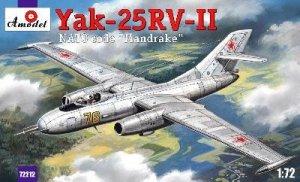 Yakolev Yak-25RV-II  (Vista 1)