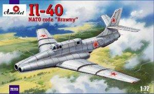 Ilyushin IL-40 Brawny 2E  (Vista 1)