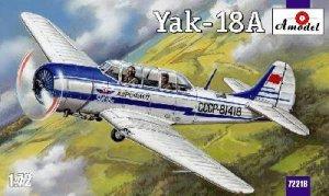 Yakovlev Yak-18  (Vista 1)