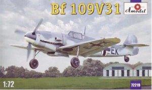 Messerschmitt Bf-109V31  (Vista 1)