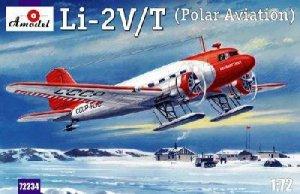 Lisunov Li-2V/T  (Vista 1)
