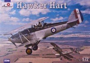 Hawker Hart 1930  (Vista 1)