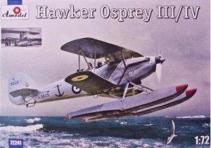 Hawker Osprey Mk.III/IV 1933  (Vista 1)