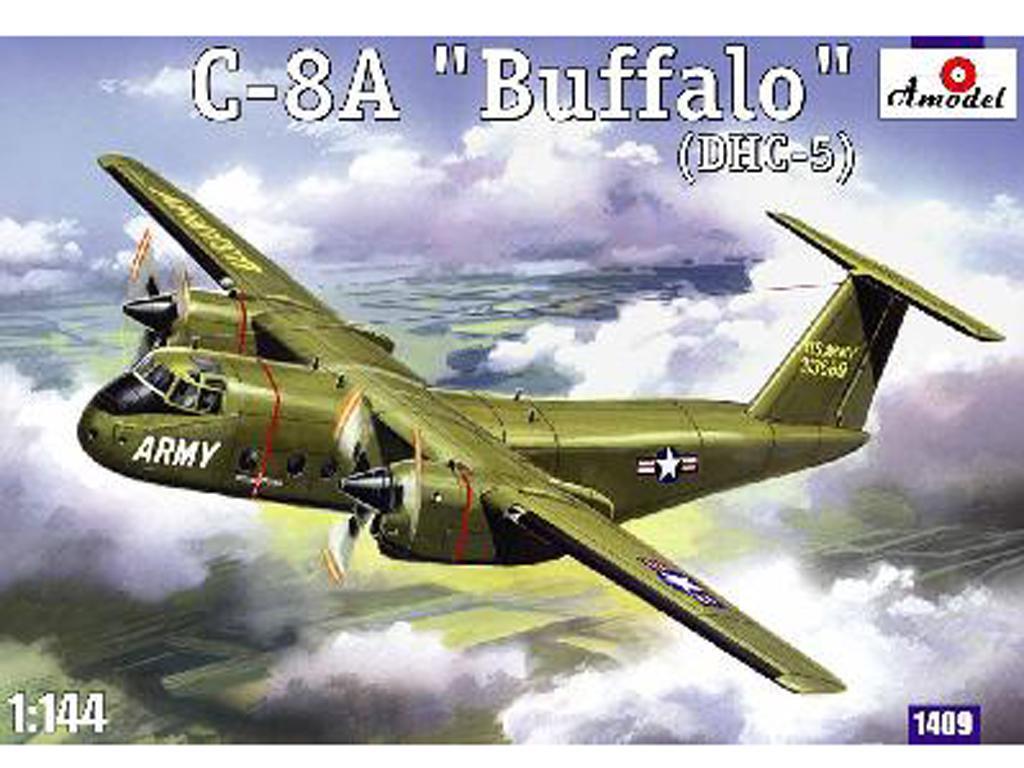 C-8A Buffalo DHC-5 (Vista 1)