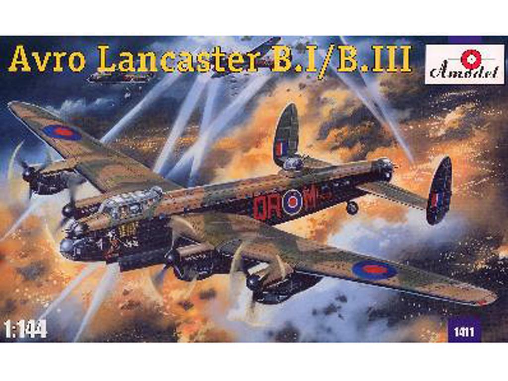 Avro Lancaster B. I/B. III (Vista 1)
