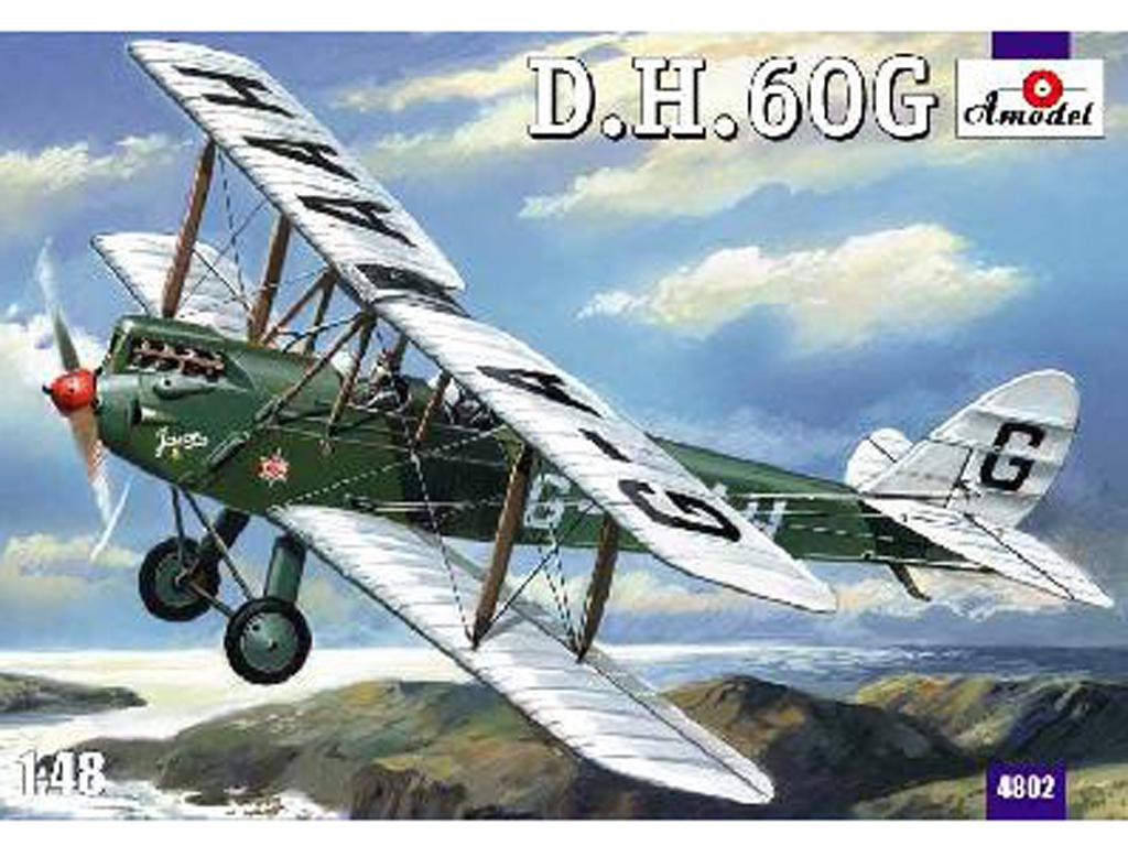 De Havilland DH.60G Gipsy Moth (Vista 1)