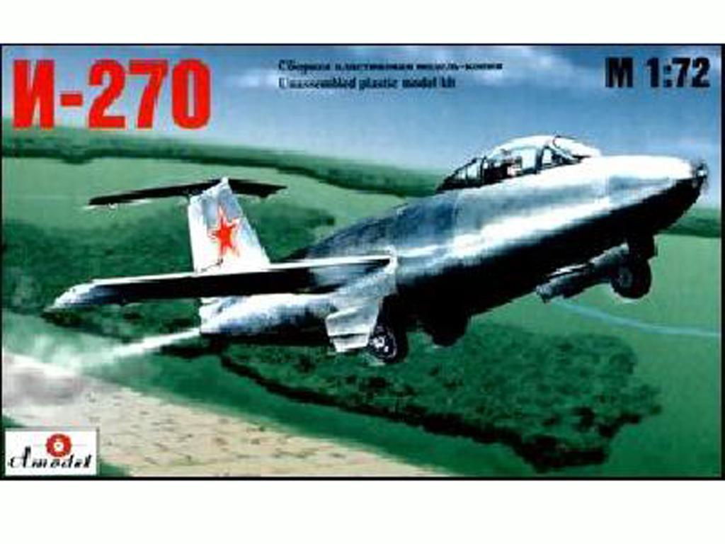 Mikoyan-Gurevich I-270 (Vista 1)