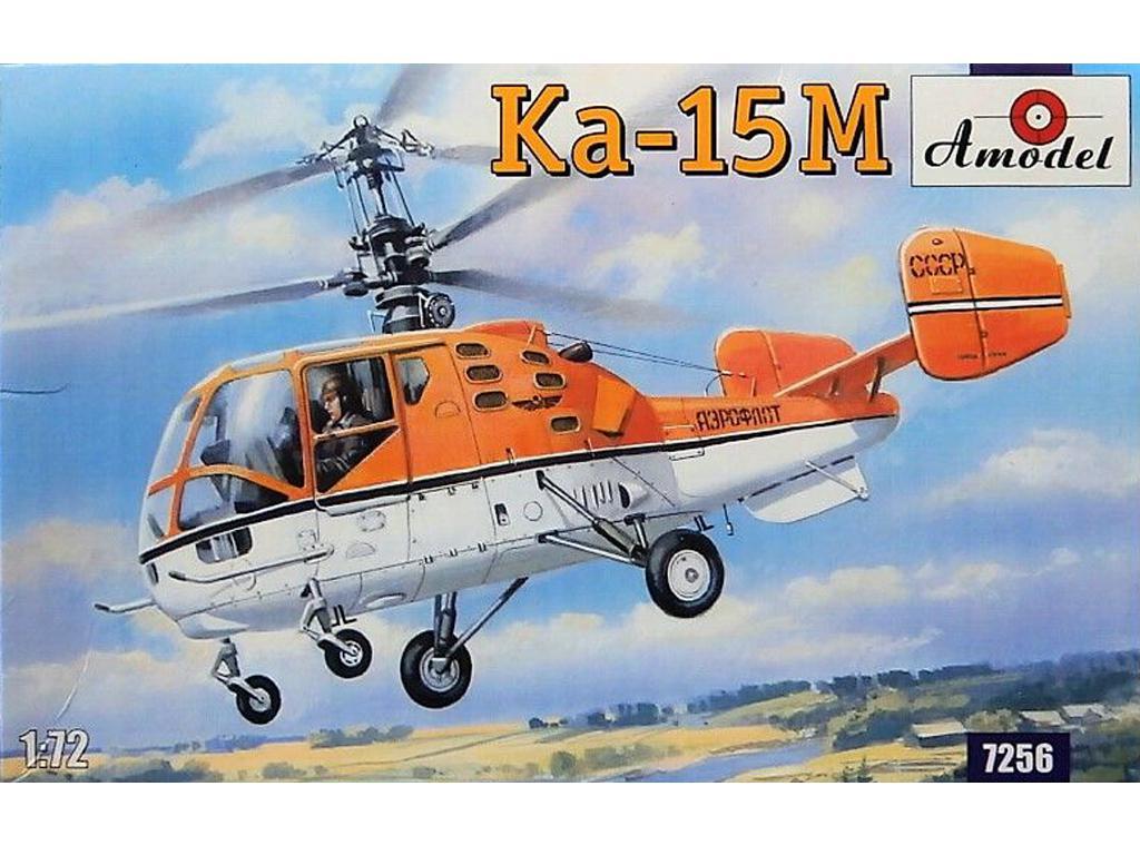 Kamov Ka-15M (Vista 1)