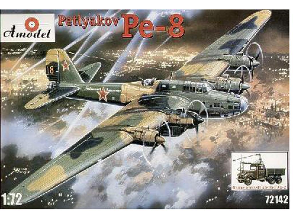 Petliakov Pe-8 (Vista 1)