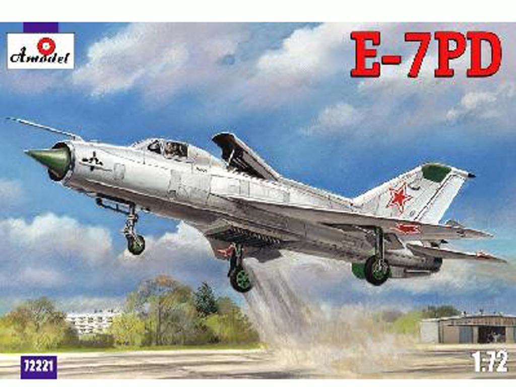 E-7PD Protoype Soviétique (Vista 1)