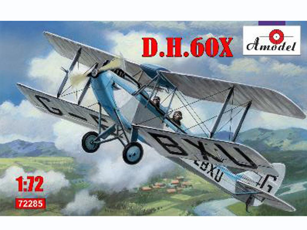 De Havilland DH.60 X (Vista 1)