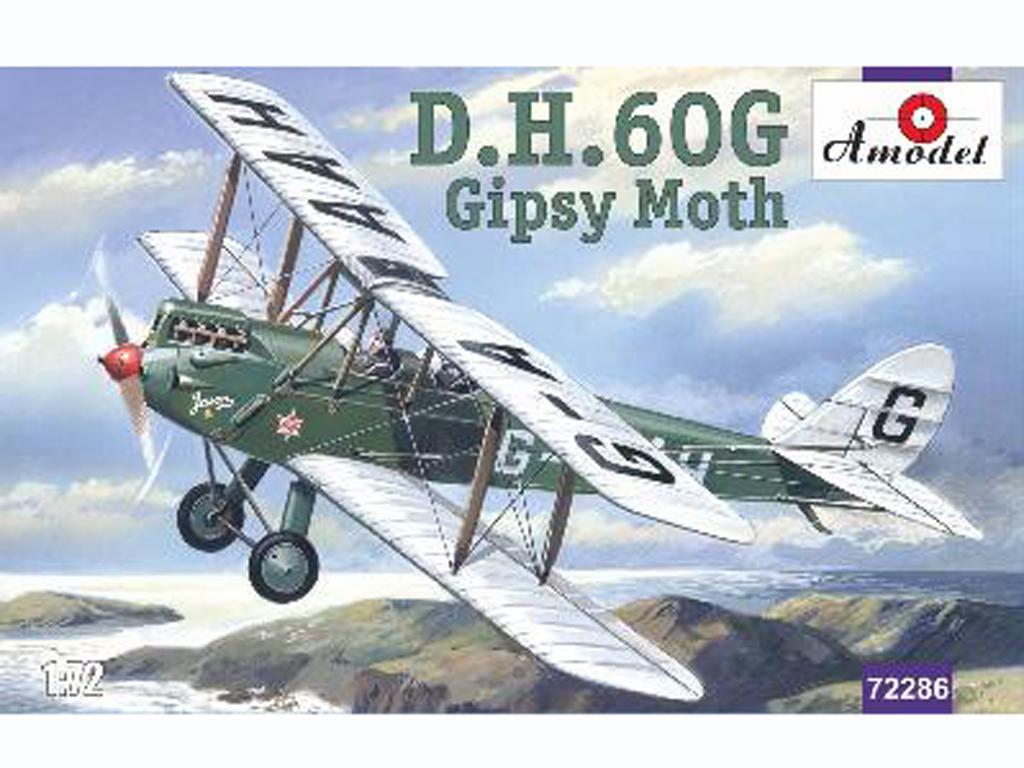 De Havilland DH.60 G