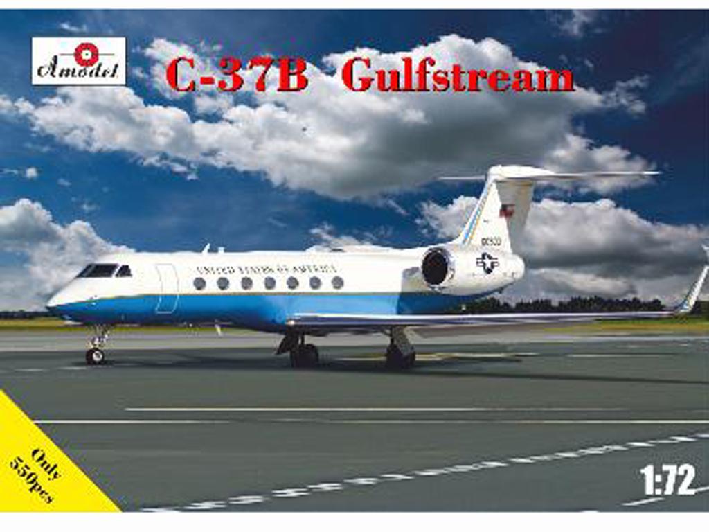 C-37B Gulfstream (Vista 1)