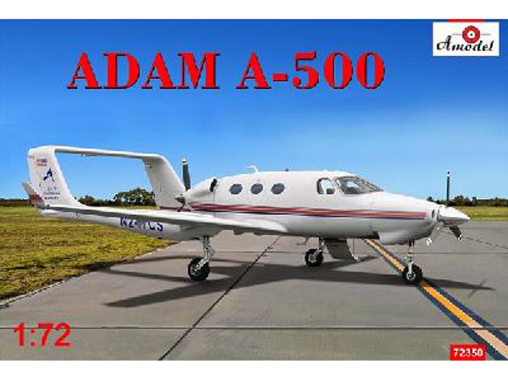 Adam A500 (Vista 1)