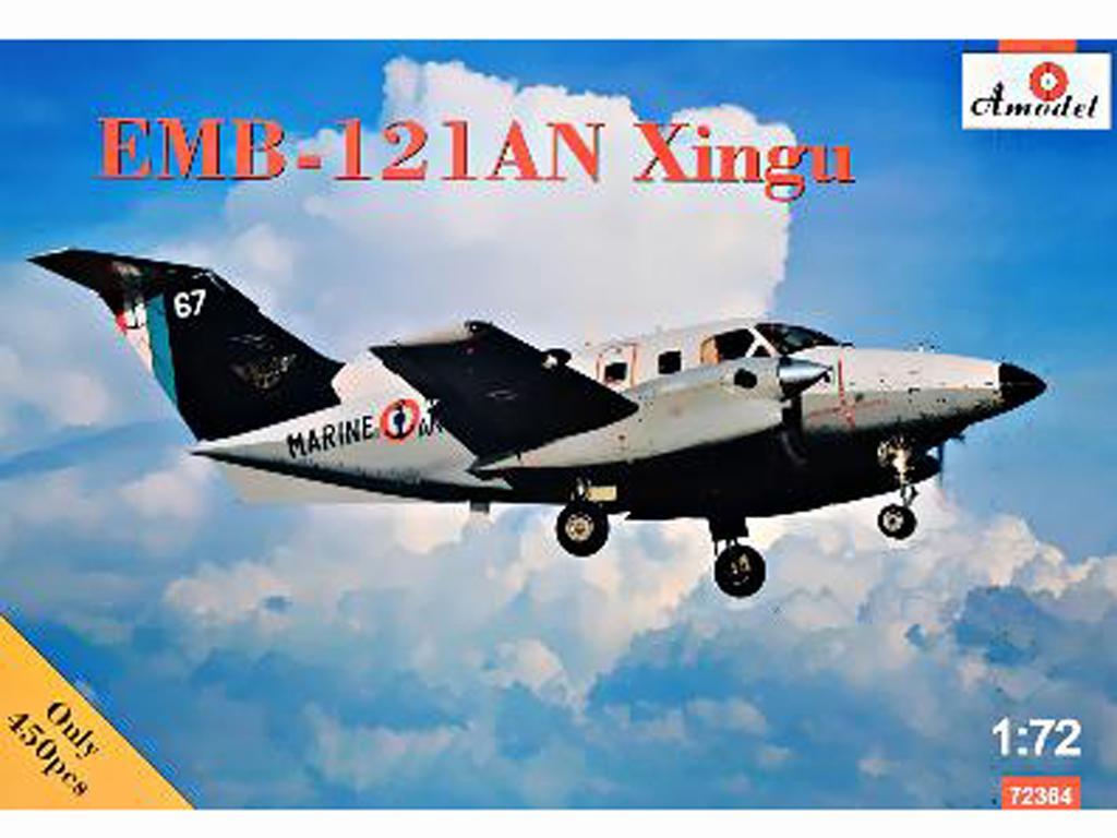 Embraer EMB 121 Xingu (Vista 1)