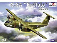 C-8A Buffalo DHC-5 (Vista 2)