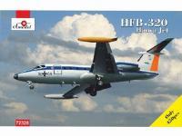 HANSA HFB-320 VIP Luftwaffe (Vista 2)