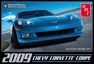 Corvette Coupe 2009  (Vista 1)