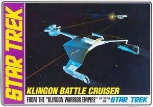 Klingon D7 Battle Cruiser  (Vista 1)