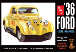 1936 Ford Coupe  (Vista 1)