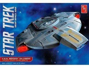 Star Trek USS Difiant  (Vista 1)