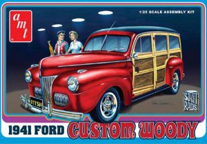 Ford Woody 1941  (Vista 1)