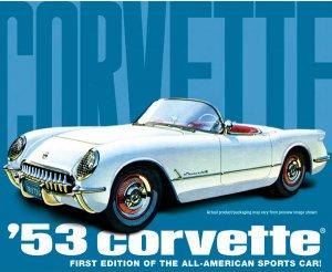 Chevy Corvette 1953  (Vista 1)