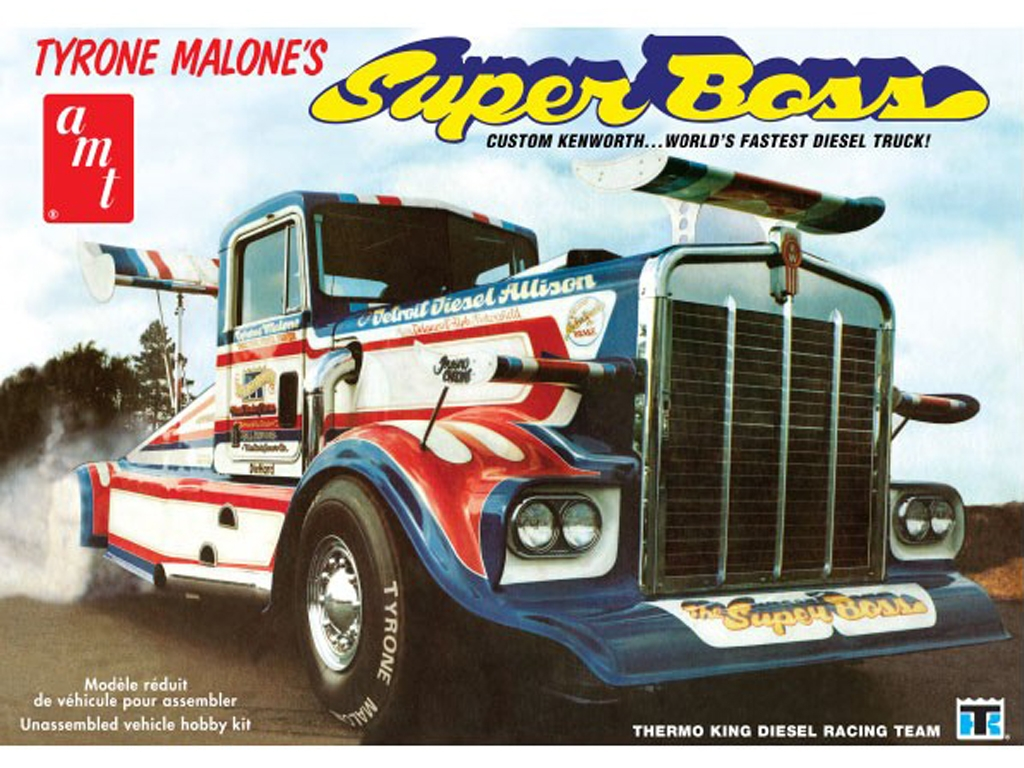 Tyrone Malone SuperBoss  (Vista 1)