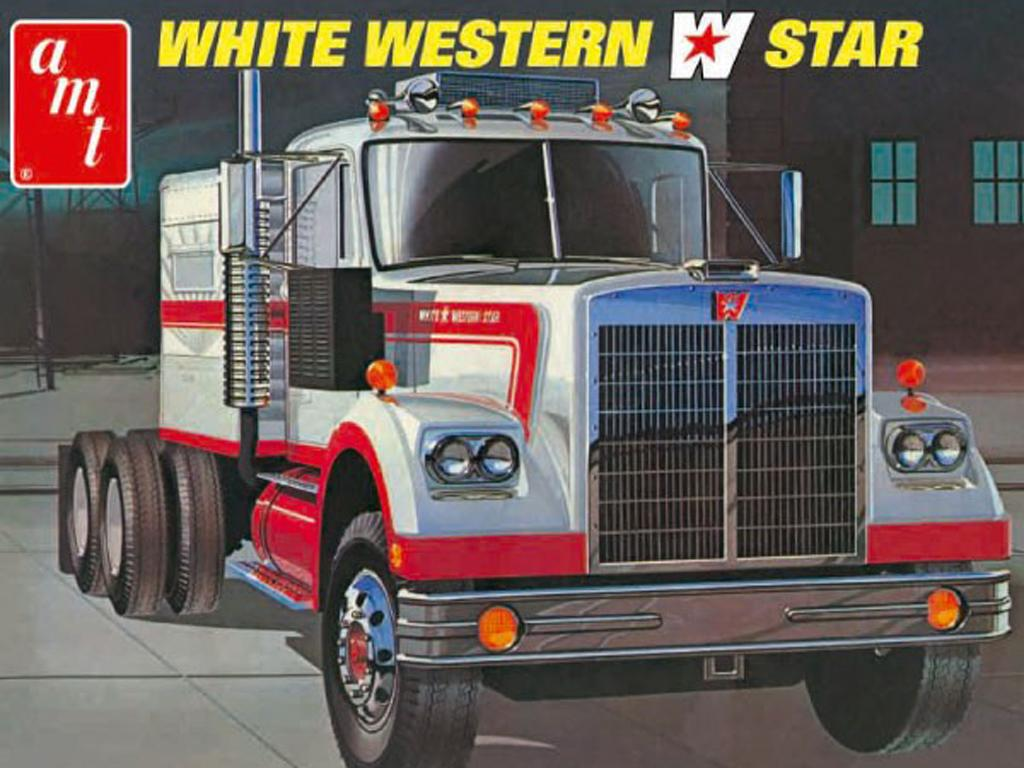 White Western Star (Vista 1)