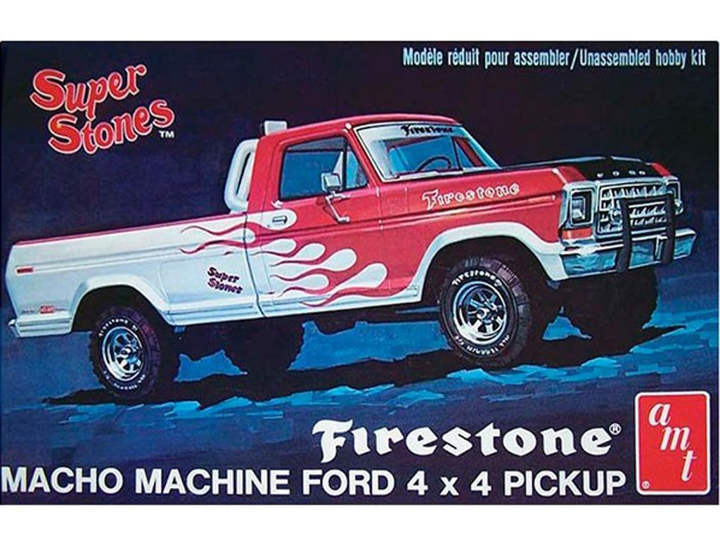 Ford Pick-up 1979 (Vista 1)