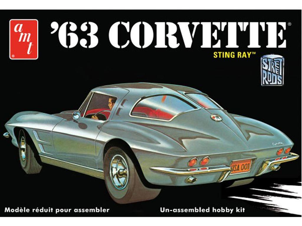 Chevy Corvette 1963 (Vista 1)