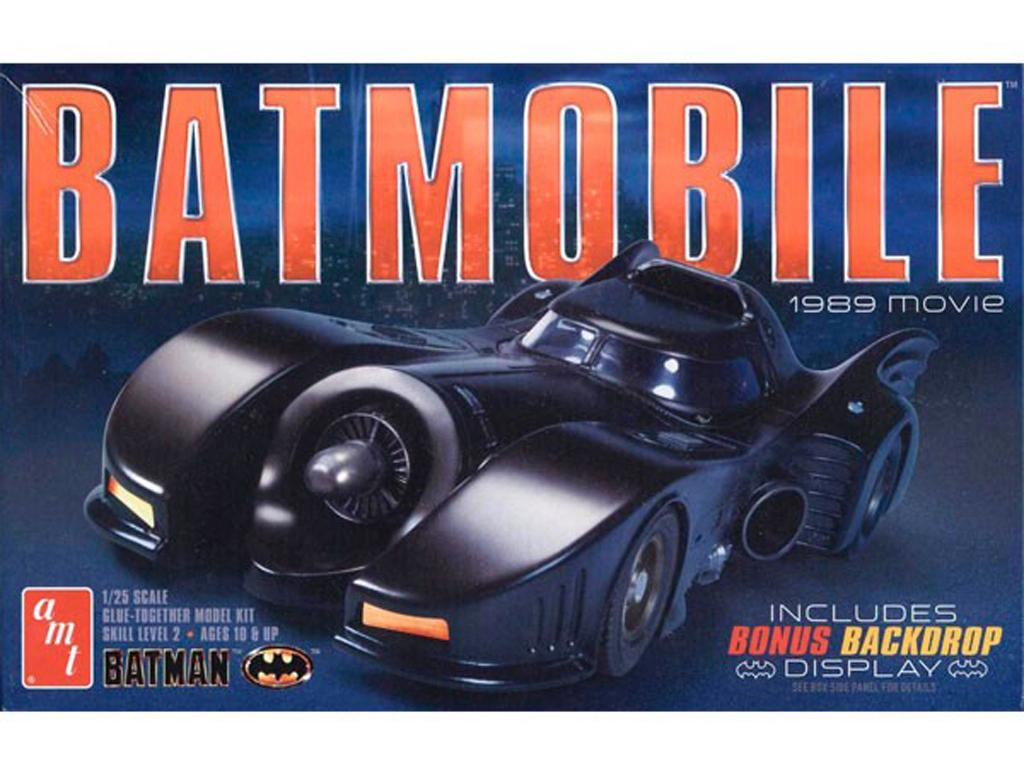 Batmobile 1989 (Vista 2)