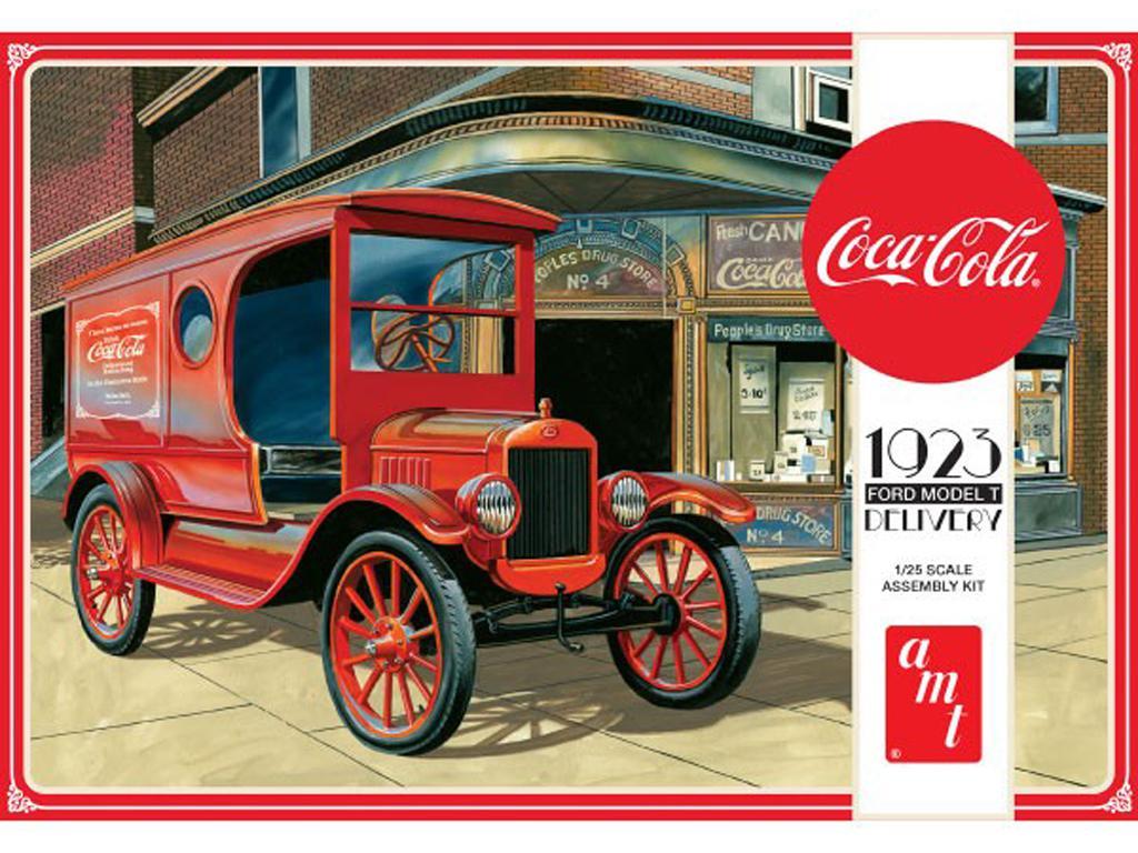 Ford T Coca Cola 1923 (Vista 1)