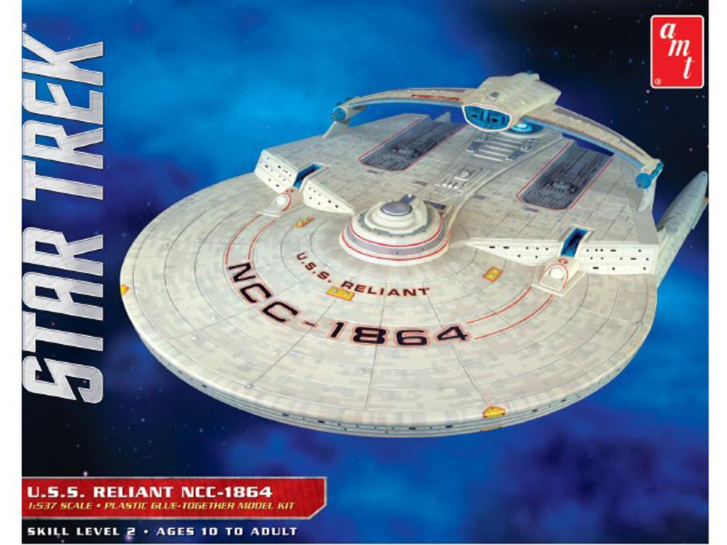 Star Trek U.S.S. Reliant (Vista 1)
