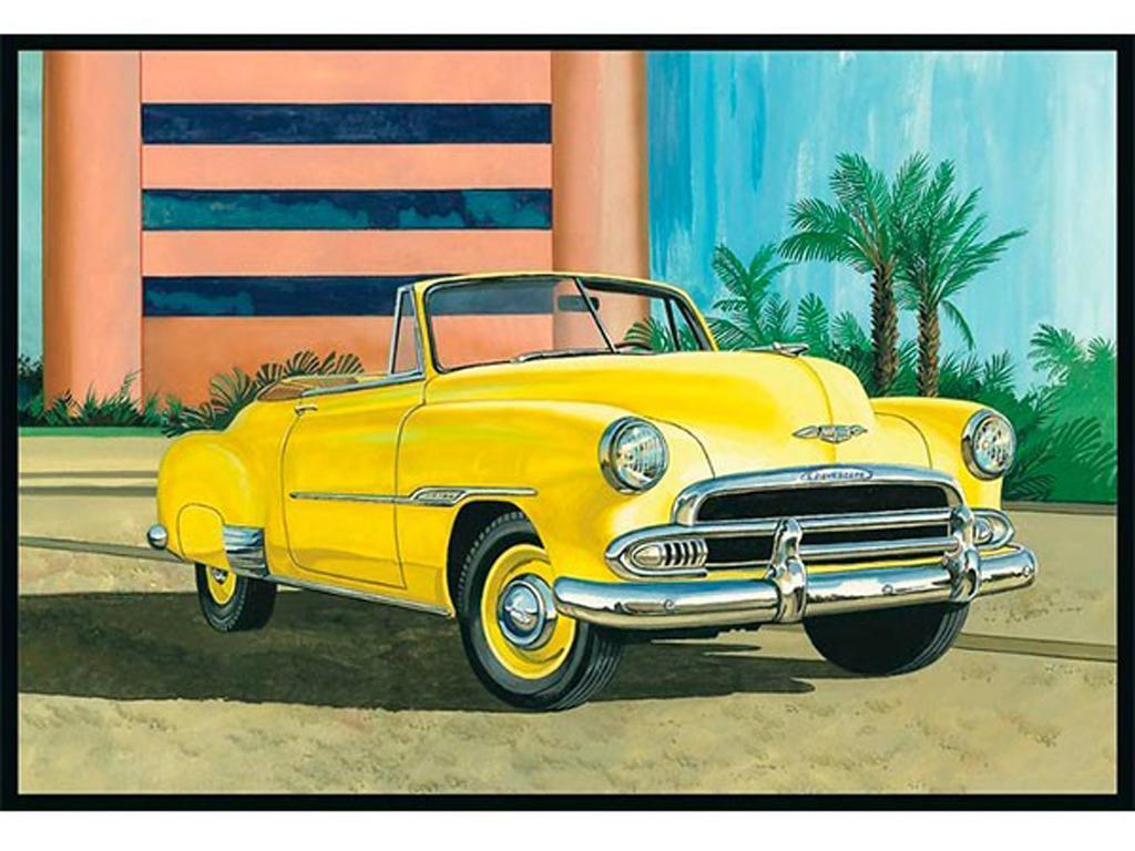 Chevy Convertible 1951 (Vista 1)