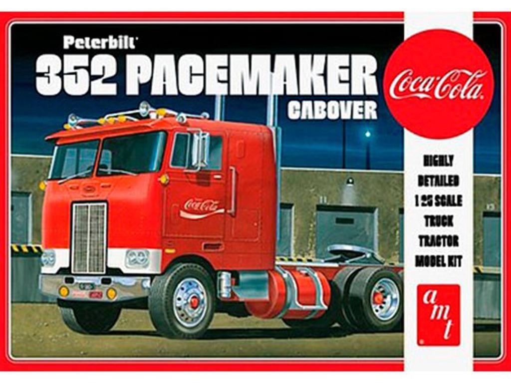 Peterbilt 352 Pacemaker Cabover (Vista 1)