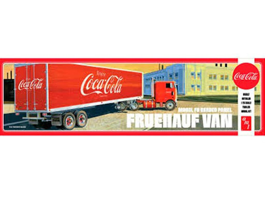 Semirremolque Fruehauf Van (Vista 1)