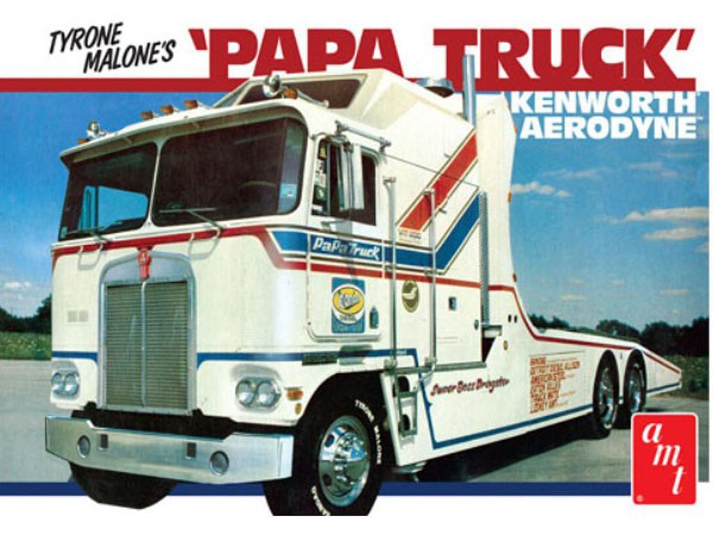 Tyrone Malone Kenw. Truck (Vista 1)