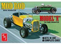 Ford Model A Roadster 1929 (Vista 2)