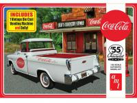 Chevy Cameo Pick-up Coca Cola 1955 (Vista 2)