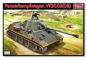 Panzerkampfwagen VK3002 DB  (Vista 1)