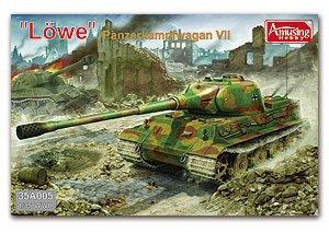 Panzerkampfwagan VII Lowe  (Vista 1)