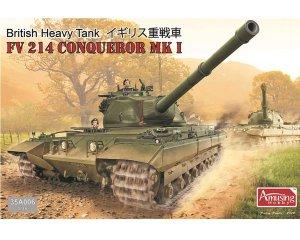 British Heavy Tank Conqueror MK   (Vista 1)